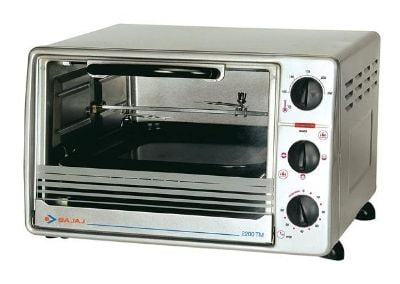 Morphy Richards 52 RCSS with pizza
