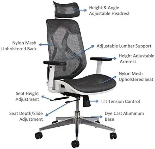 Parts Of Chair