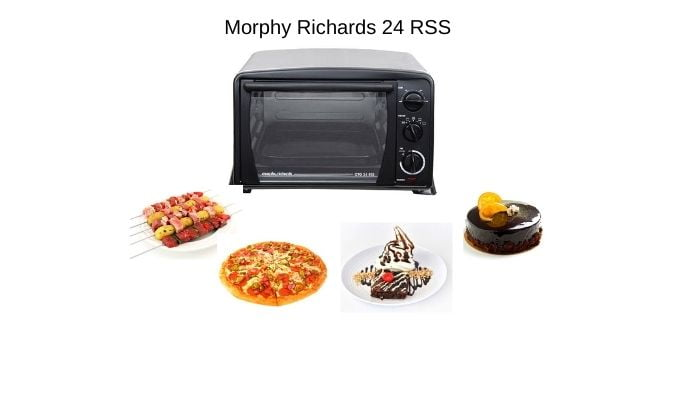 Review of Morphy Richards 24 RSS (24 Litre) OTG