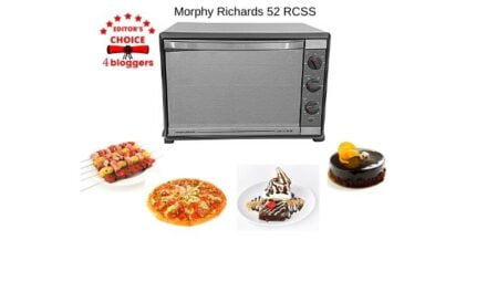 Review of Morphy Richards 52 RCSS (52 Litre) OTG