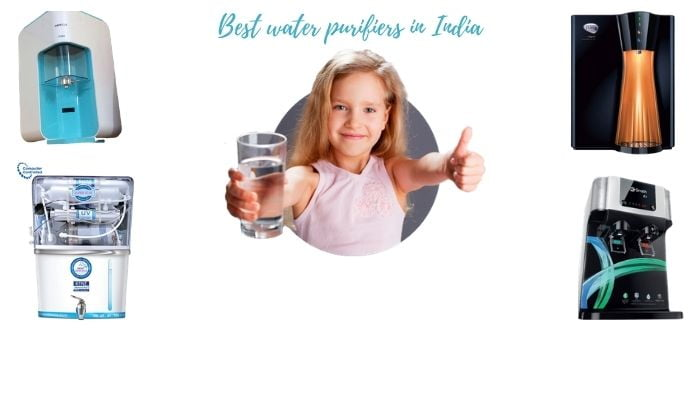 Best Water Purifiers in India [2021 Updated]