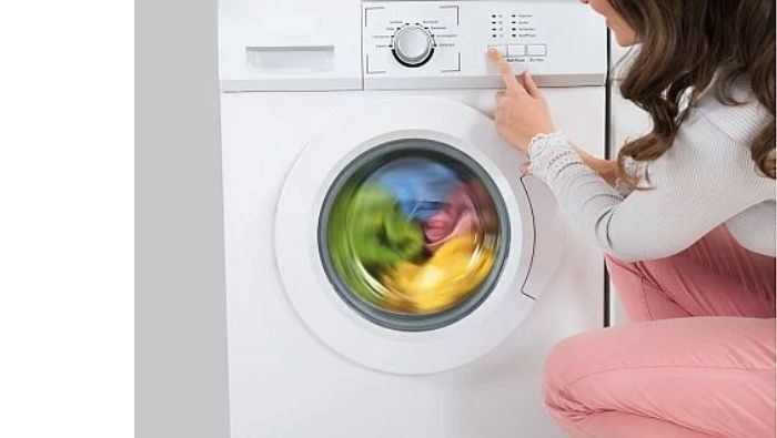 Other features of the front-loading washing machine