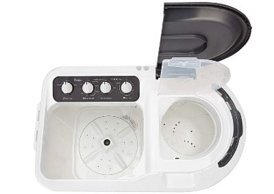 Other features of the semi automatic washing machine