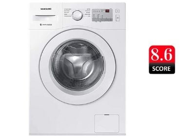 Review of Samsung 6KG front loading washing machine (WW60R20GLMA)